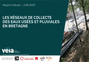 Les réseaux de collecte des eaux usées et pluviales en Bretagne - juin 2020